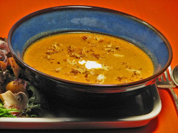 Sherry Tomato Bisque Secret Recipe