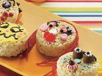 Rice Krispies Funny Faces