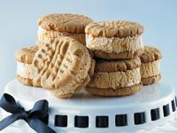 Peanut Butter Ice Cream Sandwiches