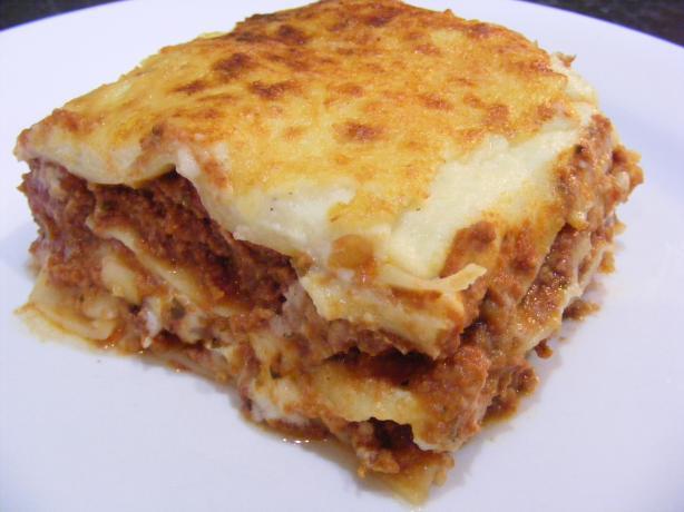 Sara's Lasagna
