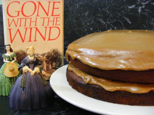 Peachtree Street Gingerbread Cake