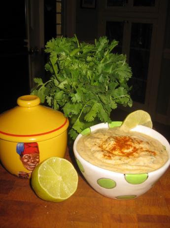 Spicy Moroccan Yogurt Marinade or Dip