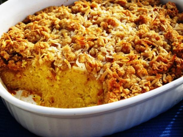 Ripe Banana (Or Plantain) Casserole