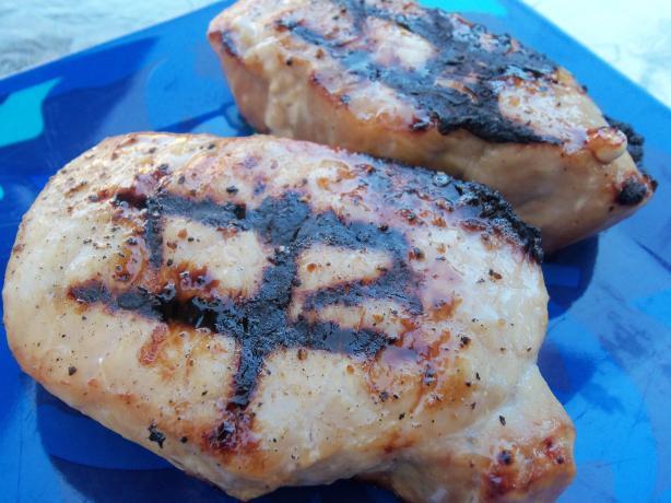Maple-Brined Pork