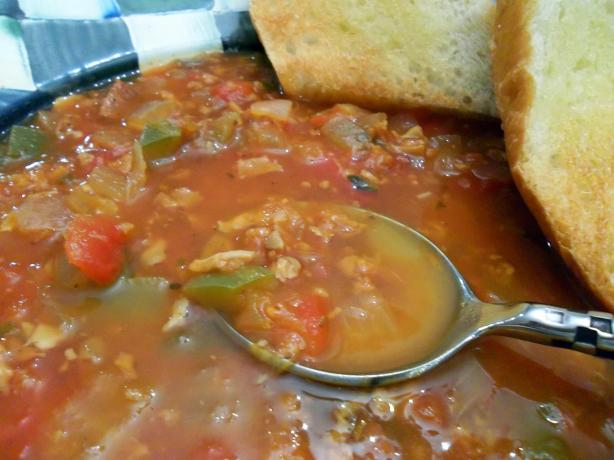 Bahamian Conch Chowder
