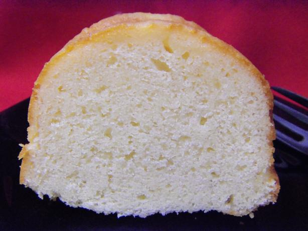 Kentucky Pound Cake