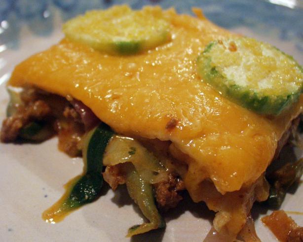 Mexicchini Lasagna