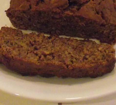 Not Your Mama's Zucchini Bread