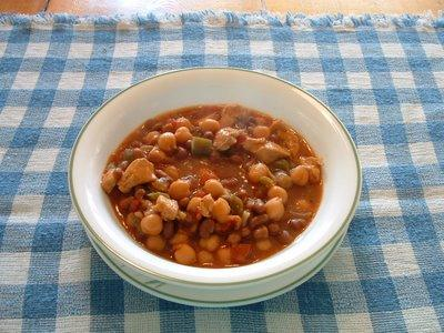 Jim's Almost Famous Crockpot Baked Beans
