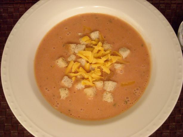 Magic Tomato Soup