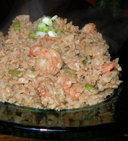 Fried Rice With Shrimp (1953)