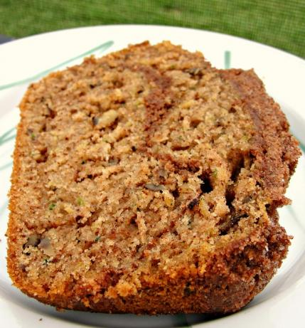 Over-The-Top Zucchini Bread