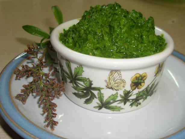 Cheese Ravoli With Pesto