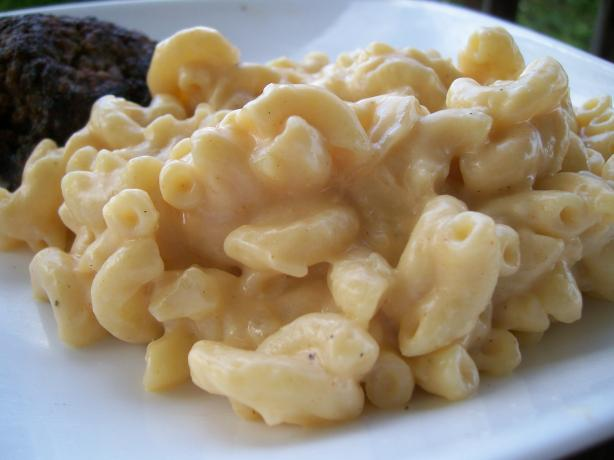 """full Cool"" Macaroni and Cheese"