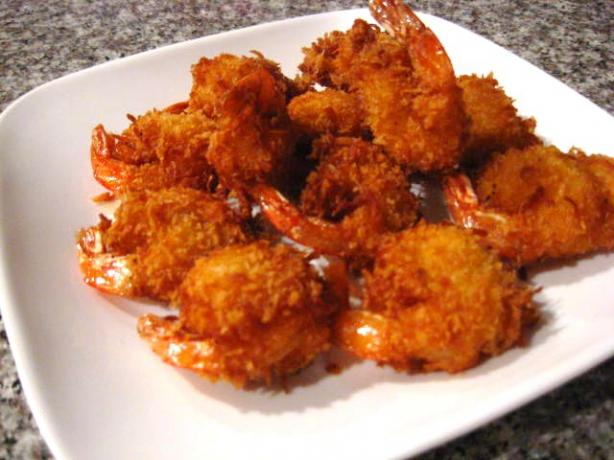 Coconut Shrimp With Spicy Tartar Sauce Dip