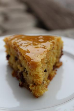 Cornbread With Dried Cranberries