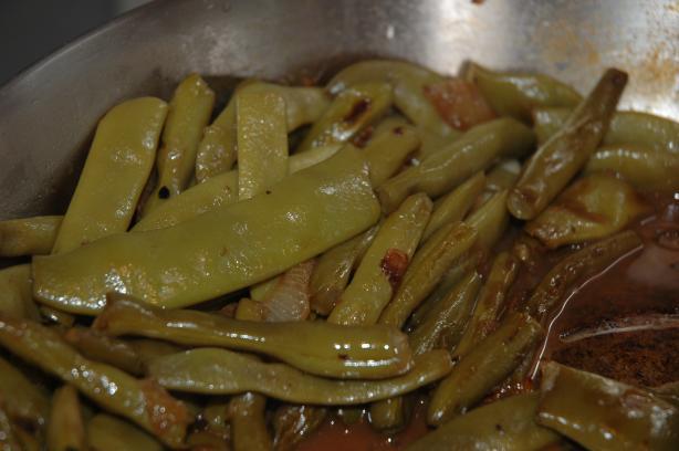 Romano Beans!