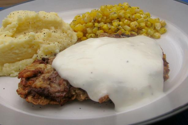 Classic Chicken-Fried Steak