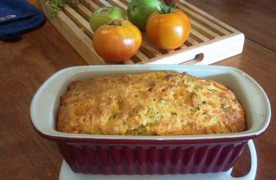 Tomato Herb Bread
