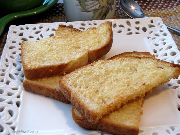Granny's Toast Snack