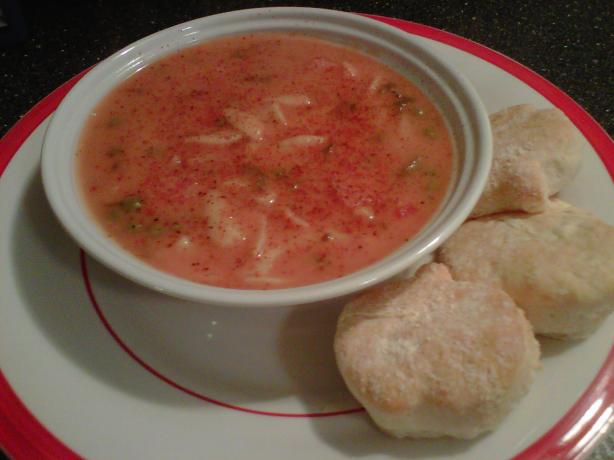 My Pantry Soup