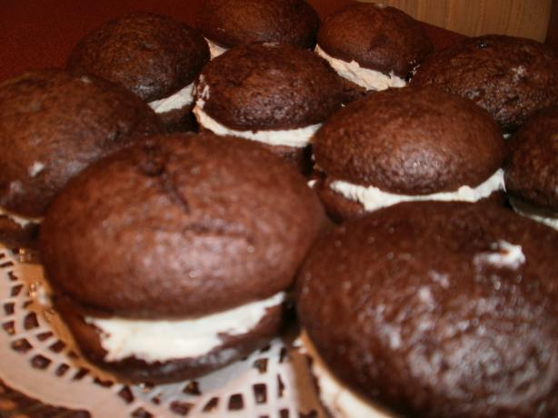 Sugar Free Mini Whoopie Pies