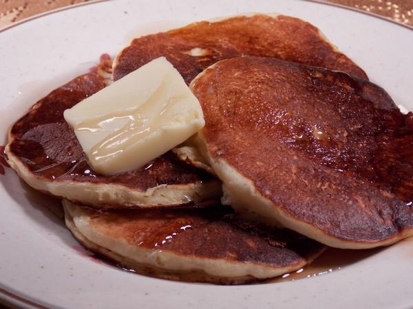 Jim's Buttermilk Pancakes