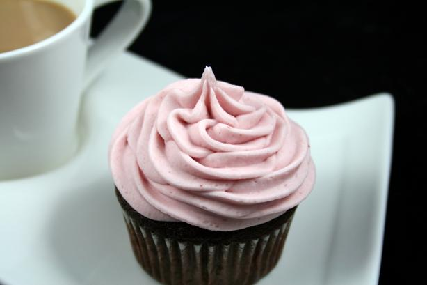 Cranberry Buttercream