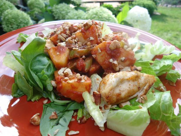Creole Autumn Salad