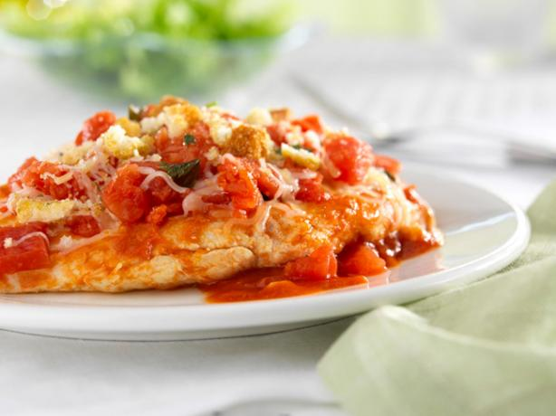 Hunt's® Bruschetta Chicken Skillet