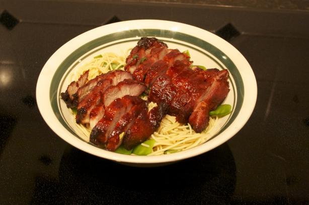 Bear's Char Siu Pork