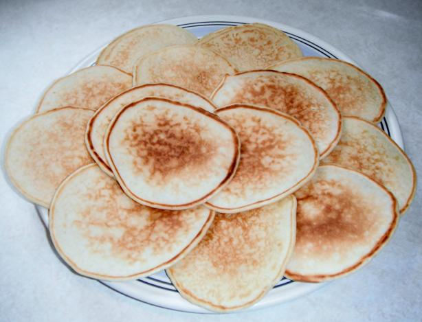 High Protien Pancakes