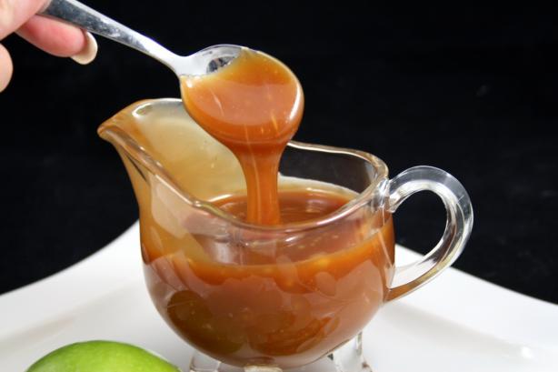 Classic Caramel Sauce