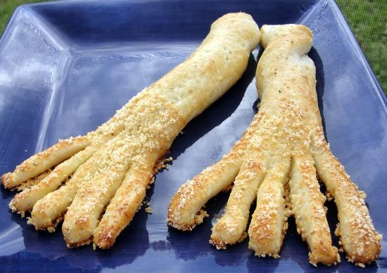 Breadstick Broomsticks