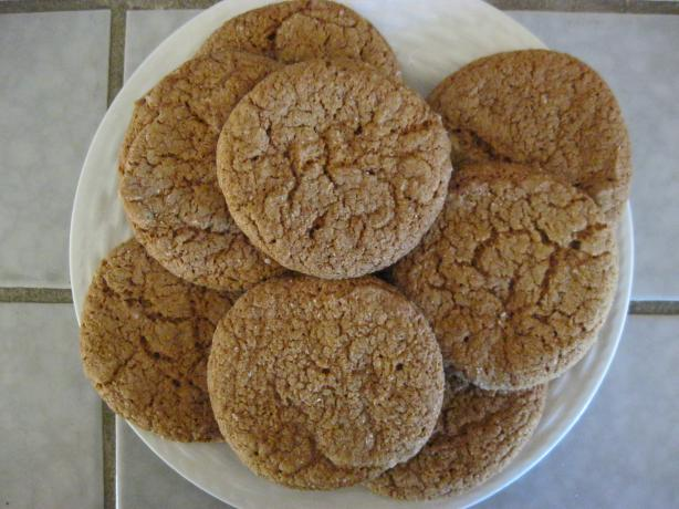 Eggless Autumn Spice Cookies