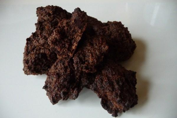Low Carb Coconut Chocolate Cookies G/F S/F