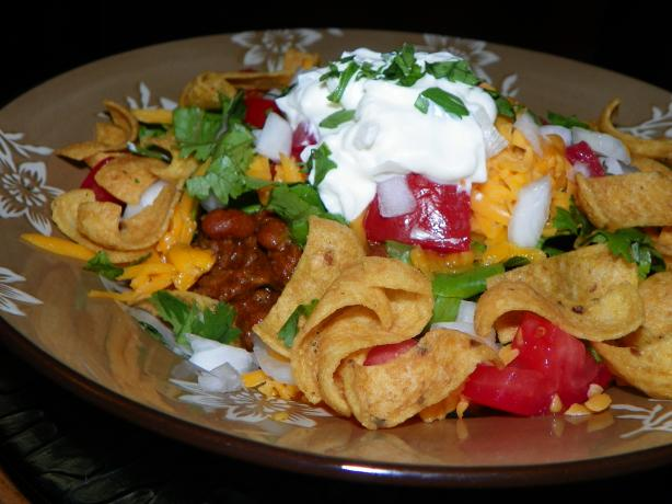 Southwest Frito Pie