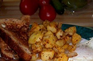 Zesty Homefries