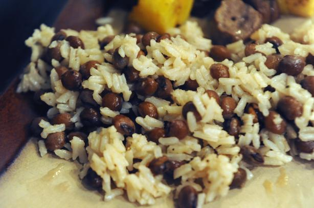 Pigeon Peas and Rice (Anguilla)