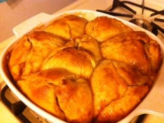 Pocono Style Apple Dumplings