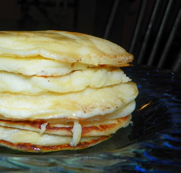 Martha Stewart Buttermilk Pancakes