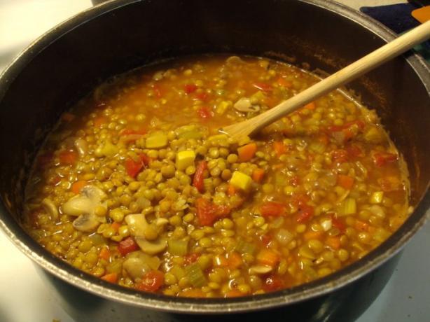 Country Lentil Soup