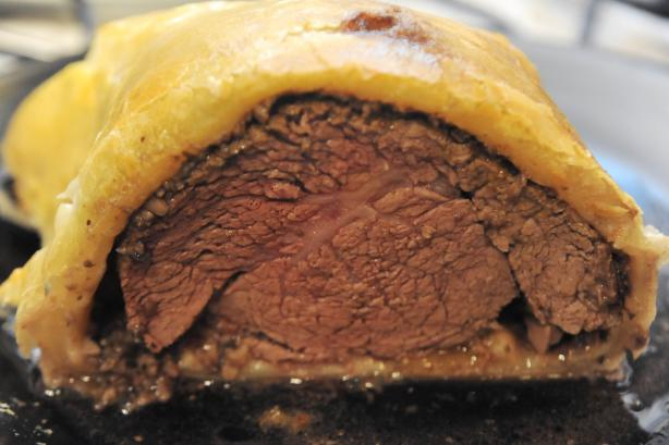 The South Pole's Favorite Beef Wellington