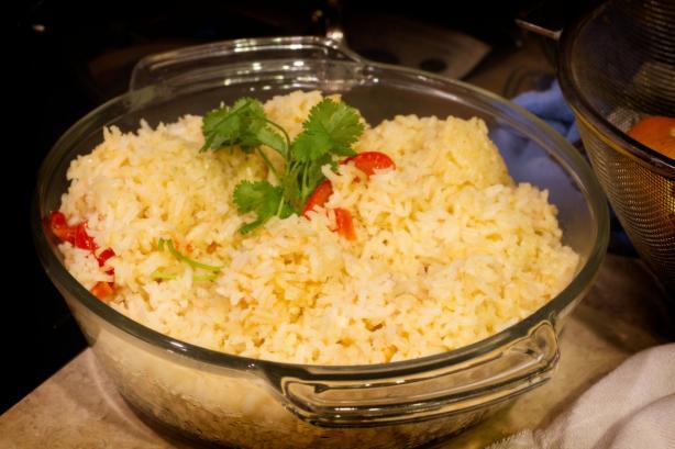 Mami's Rice