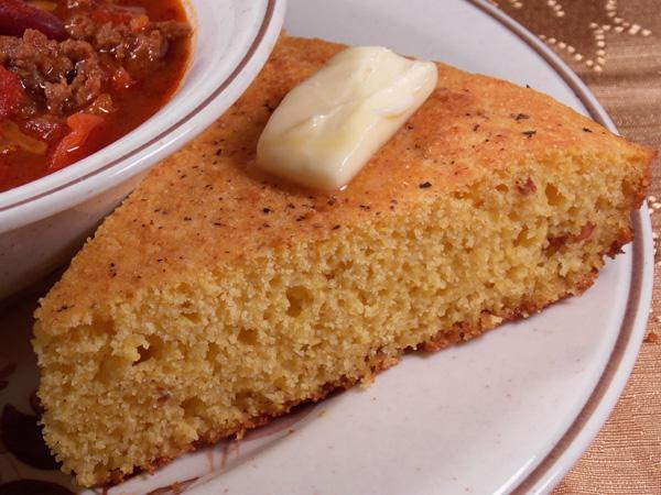 Very Corny Corn Bread