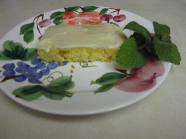 Fran's Lemon Cake