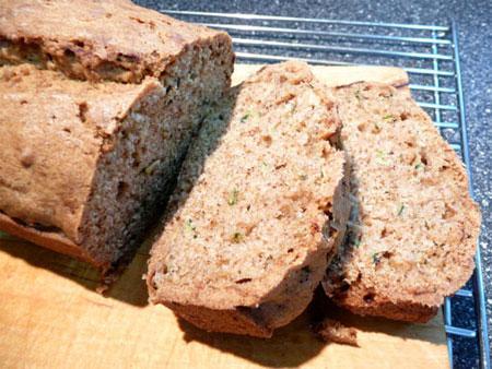 Mrs. Garber's Zucchini Bread