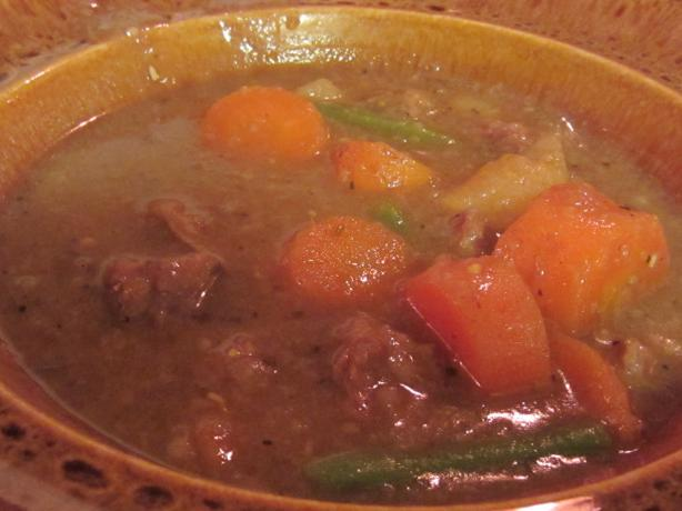 My Mama's Lamb Stew
