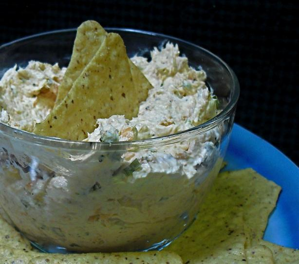 Salmon and Cream Cheese Dip
