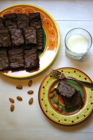 Gluten Free Brownie Bliss